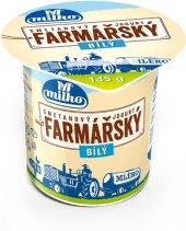 Jogurt farmářský smetanový neochucený Milko