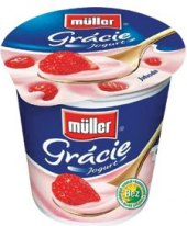 Jogurt  Grácie Müller