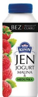 Nápoj Jen jogurt Kunín