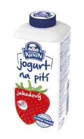 Jogurt na pití Kunín