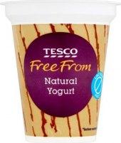 Bílý jogurt Tesco FreeFrom