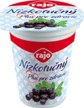 Jogurt nízkotučný Rajo