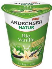 Jogurt ochucený Andechser