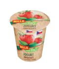 Jogurt ochucený Naše Bio Billa