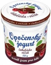 Jogurt ochucený Opočenský Bohemilk