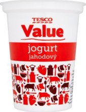 Jogurt ochucený Tesco Value