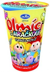 Jogurt s hračkou Olmíci Olma