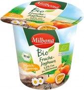 Jogurt ovocný Bio Milbona