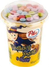 Jogurt s lentilkami Pilos