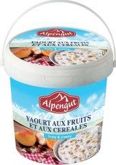 Ovocný jogurt s müsli Alpengut