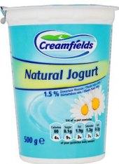 Jogurt nízkotučný Creamfields