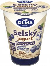 Jogurt selský ochucený Olma