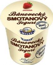 Jogurt smetanový Bánovecký Milsy