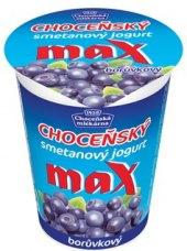 Jogurt smetanový max ochucený Choceňský