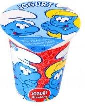 Jogurt Šmoulové