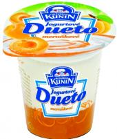 Jogurt dueto Kunín