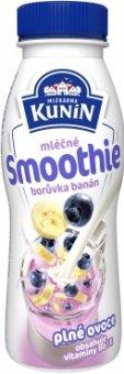 Jogurtové smoothie  Kunín