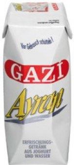 Jogurtový drink Ayran Gazi