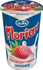 Jogurtový drink Florian Olma