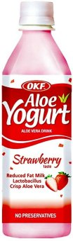 Jogurtový nápoj Aloe OKF