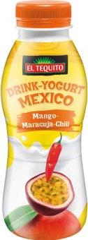 Jogurtový nápoj El Tequito