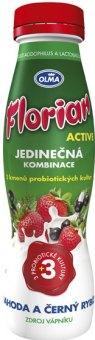 Jogurtový nápoj Florian Active+ Olma