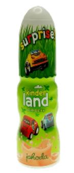 Jogurtový nápoj Surprise Kinder Land Ekomilk