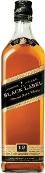 Whisky Black Label Johnnie Walker