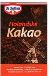 Kakao holandské Dr. Oetker