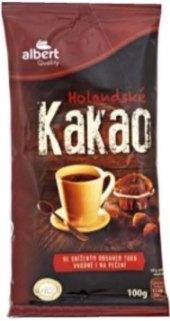 Kakao holandské Albert Quality