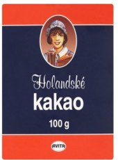 Kakao holandské Avita