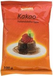 Kakao holanského typu Korrekt