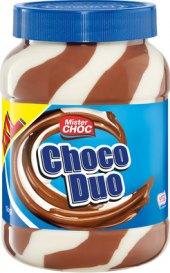 Kakaová pomazánka Duo Mister Choc