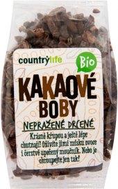 Kakaové boby bio Country Life