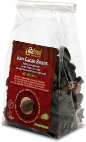 Kakaové boby bio Lifefood