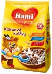 Cereálie kakaové kuličky Hami