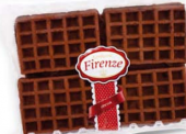 Oplatky vafle kakaové Firenze
