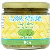 Kaktusové listy Nopalitos Lol-Tun
