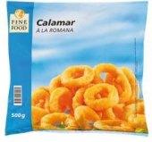 Kalamáry předsmažené mražené Fine Food