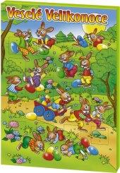 Velikonoční kalendář Chocoland