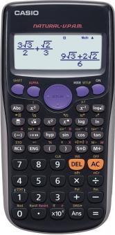 Kalkulačka Casio FXJ50ES Plus