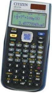 Kalkulačka Citizen SR-270X