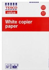 Kancelářský papír A4 Tesco Value