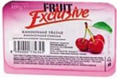 Kandované třešně Fruit Exclusive Poex
