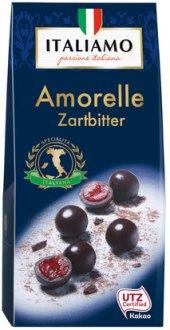 Kandované třešně v čokoládě Amorelle Italiamo