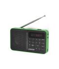 Kapesní radiopřijímač s USB Smarton SM2006