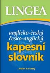 Kapesní slovník anglicko-český Lingea