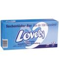 Papírové kapesníčky Lovely - box
