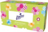 Papírové kapesníčky 2vrstvé Linteo - box