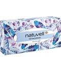 Papírové kapesníčky 4vrstvé Natuvell - box
